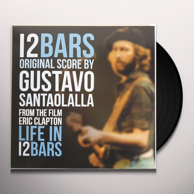 GUSTAVO SANTAOLALLA 12 Bars (OST) Vinyl Record