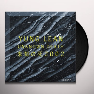 YUNG LEAN Unknown Death 2002 Vinyl Record