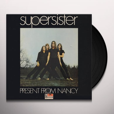 Supersister Present From Nancy Vinyl Record
