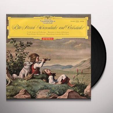 Rita Streich Cradle Songs & Folk Songs Vinyl Record