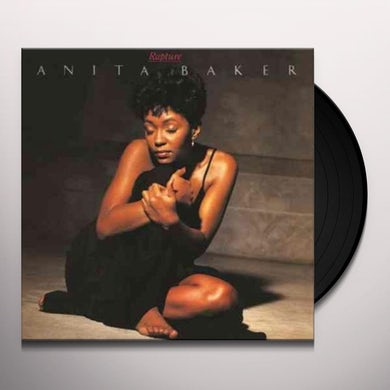Anita Baker Rapture Vinyl Record