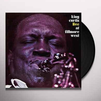 King Curtis: Live at Fillmore West Vinyl Record