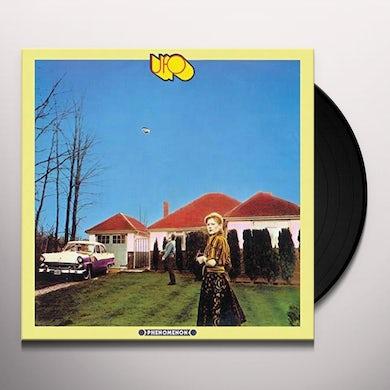 Ufo  Phenomenon deluxe edition Vinyl Record