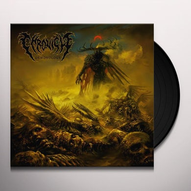 Chronicle Demonology Vinyl Record