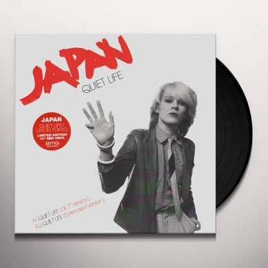 Japan Quiet Life / Life In Tokyo Vinyl Record