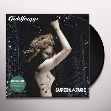 Goldfrapp Supernature Vinyl Record