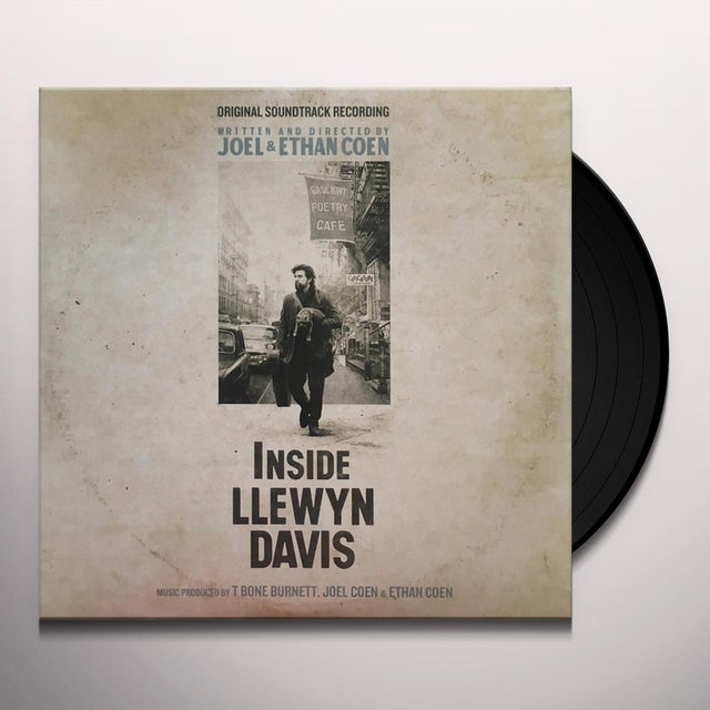 Inside Llewyn Davis' Movie Soundtrack / O.S.T.