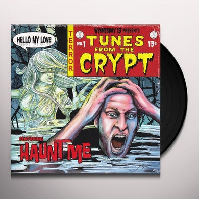 Wednesday 13 TUNES FROM THE CRYPT 1 Vinyl Record - Limited Edition