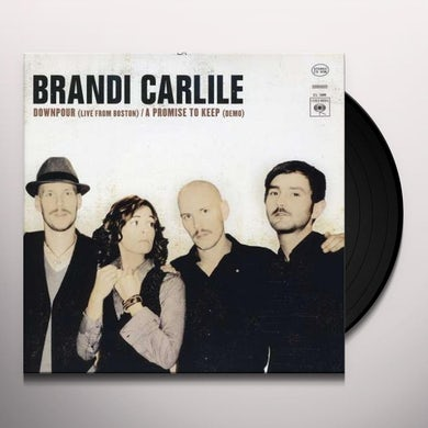 Brandi Carlile  DOWNPOUR / PROMISE TO KEEP Vinyl Record