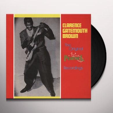 Clarence Gatemouth Brown ORIGINAL PEACOCK RECORDINGS Vinyl Record