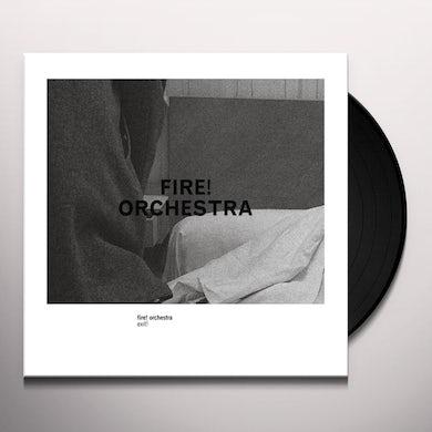 Fire Orchestra EXIT Vinyl Record