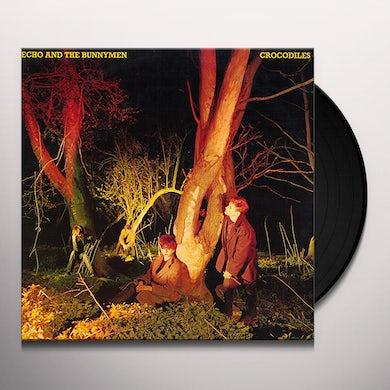 Echo & the Bunnymen CROCODILES Vinyl Record
