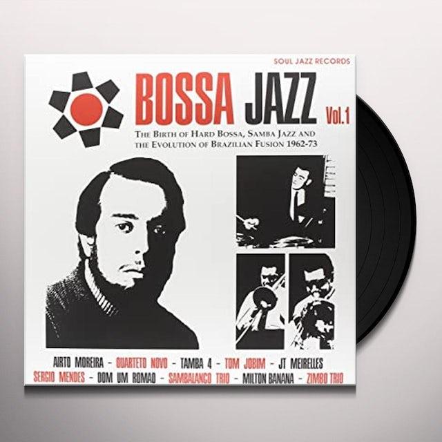 Bossa Jazz 1: Birth Of Hard Bossa Jazz / Various