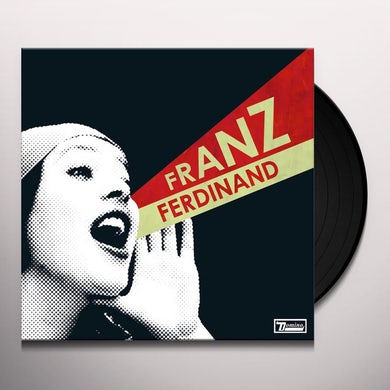 Franz Ferdinand YOU COULD HAVE HAD IT SO MUCH BETTER Vinyl Record