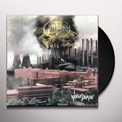 Obituary WORLD DEMISE Vinyl Record