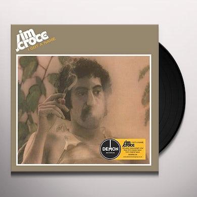Jim Croce I GOT A NAME Vinyl Record - Limited Edition, 180 Gram Pressing