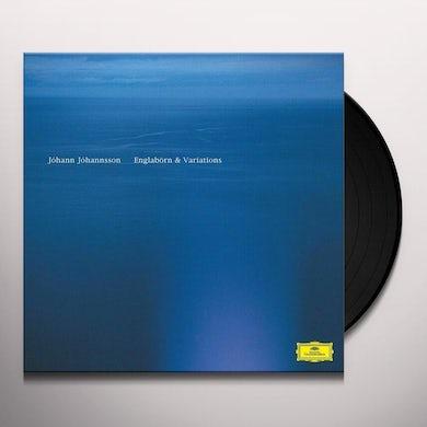 Johann Johannsson ENGLABORN Vinyl Record