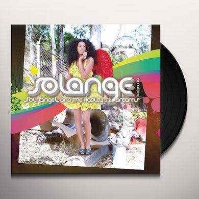 Solange SOL-ANGEL & THE HADLEY ST DREAMS (Vinyl)