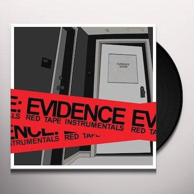 Evidence RED TAPE INSTRUMENTALS Vinyl Record