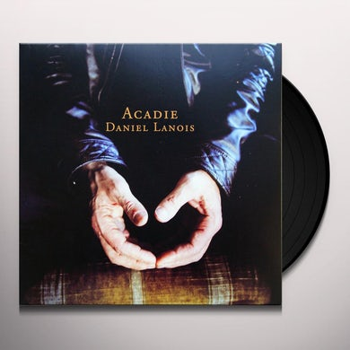 Daniel Lanois ACADIE (LIMITED EDITION) Vinyl Record - Limited Edition, 180 Gram Pressing
