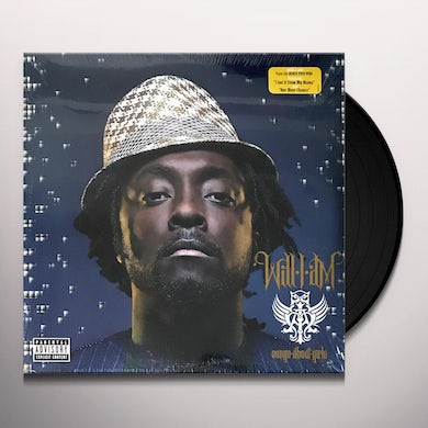 Will.I.Am SONGS ABOUT GIRLS (Vinyl)