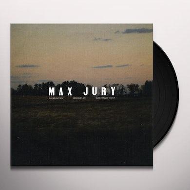 Max Jury SOMETHING IN THE AIR (UK) (Vinyl)