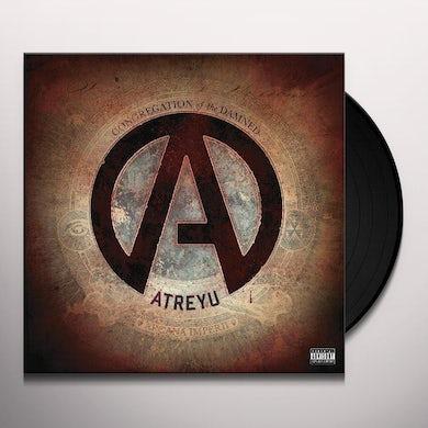 Atreyu CONGREGATION OF THE DAMNED (BONUS TRACK) (LTD) (Vinyl)