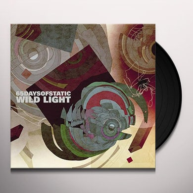 65daysofstatic WILD LIGHT Vinyl Record - UK Release