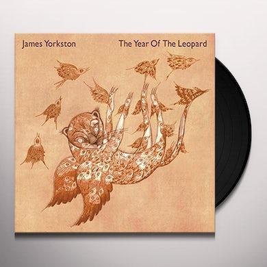 James Yorkston YEAR OF THE LEOPARD Vinyl Record