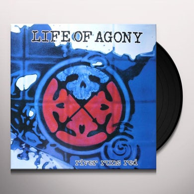 Life Of Agony RIVERS RUN RED Vinyl Record