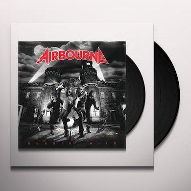 Airbourne RUNNIN WILD Vinyl Record