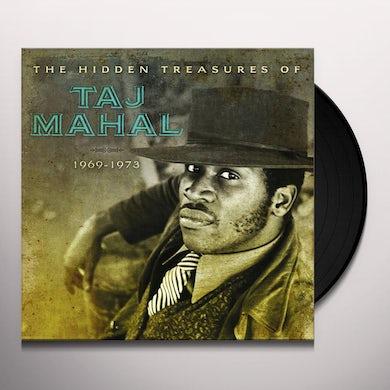 HIDDEN TREASURES OF TAJ MAHAL 1969 - 1973 Vinyl Record - 180 Gram Pressing