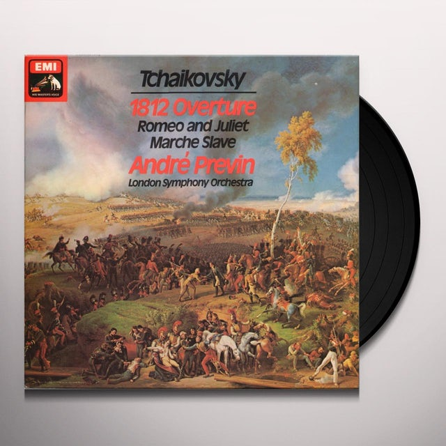 Andre / London Symphony Orch Previn