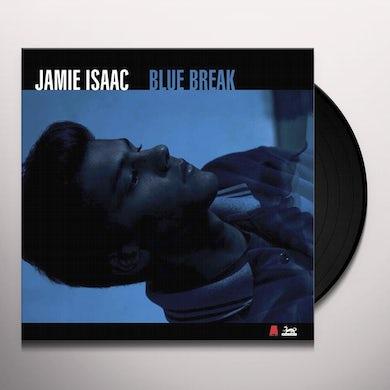 Jamie Isaac BLUE BREAK EP Vinyl Record - UK Release