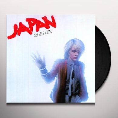Japan QUIET LIFE (BONUS TRACKS) Vinyl Record - 180 Gram Pressing