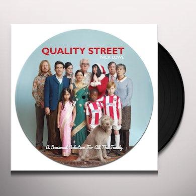 Nick Lowe QUALITY STREET (PICT) (Vinyl)