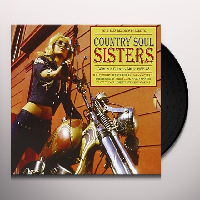 Country Soul Sisters: Women In Country Music / Var