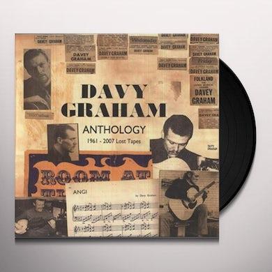Davy Graham ANTHOLOGY: 1961 - 2007 LOST TAPES Vinyl Record - 180 Gram Pressing