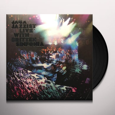 Jaga Jazzist LIVE WITH THE BRITTEN SINFONIA Vinyl Record