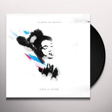 Lianne La Havas LOST & FOUND Vinyl Record