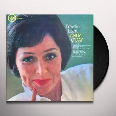 Anita O'Day TRAV'LIN LIGHT Vinyl Record