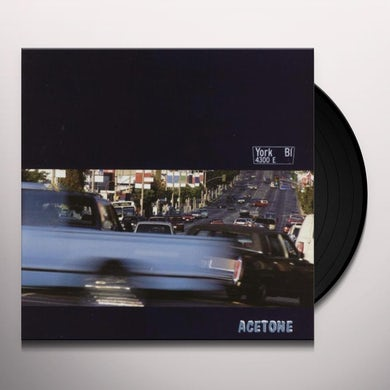 Acetone YORK BLVD Vinyl Record