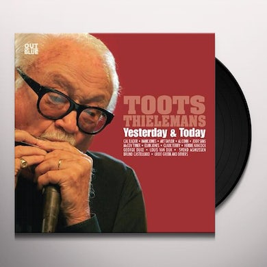 Toots Thielemans YESTERDAY & TODAY Vinyl Record