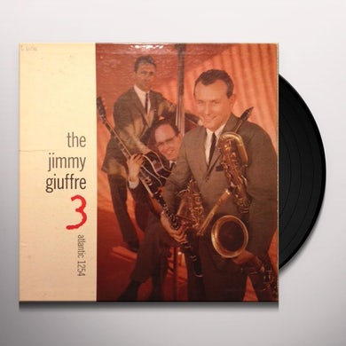 Jimmy Giuffre 3 Vinyl Record
