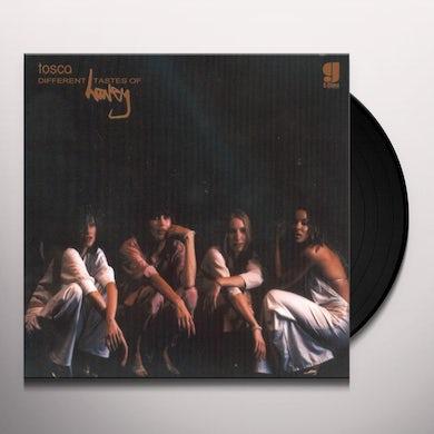 Tosca DIFFERENT TASTES OF HONEY (GER) Vinyl Record