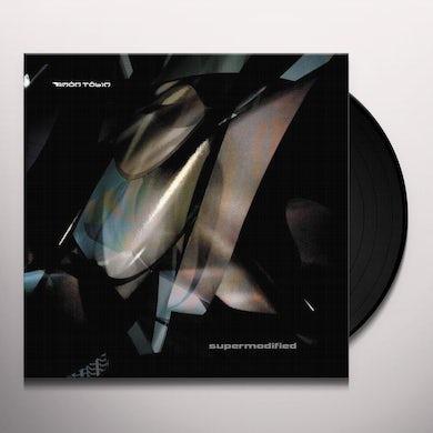 Amon Tobin SUPERMODIFIED Vinyl Record - Holland Release