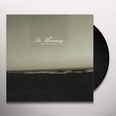 In Mourning SHROUDED DIVINE Vinyl Record