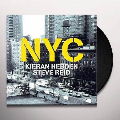 Kieran Hebden & Steve Reid NYC (UK) (Vinyl)