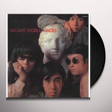 Jacks VACANT WORLD (HOL) (Vinyl)