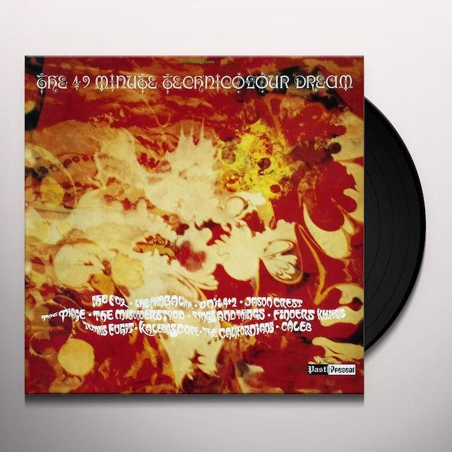 49 Minute Technicolor Dream: Rubble 4 / Various